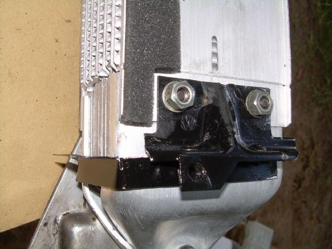 Topic: Doghouse Oil Cooler Hoover Bit | MG TD Replica Car Club